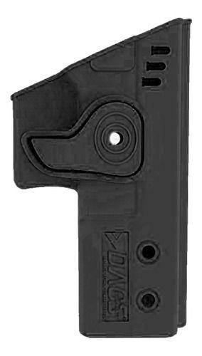 Coldre Dacs Polímero Pistolas Glock G17, G18, G22 E Outras