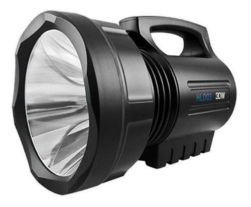 Lanterna Holofote Recarregável Albatroz Fishing Hl001 30w