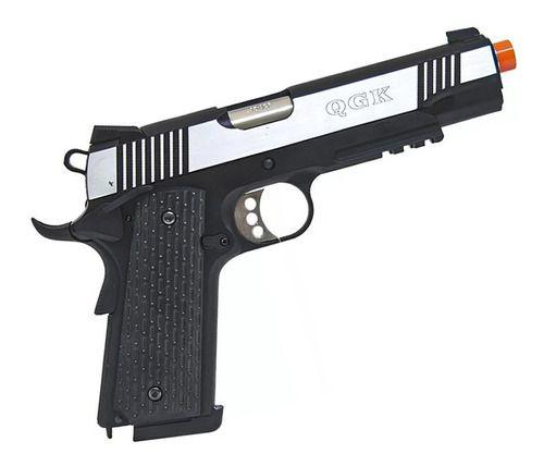Pistola Airsoft Army 1911 Gbb R28 Y Dual Tone Fullmetal