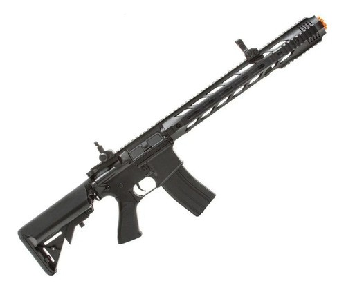 Rifle Airsoft Elétrico M4a1 Custom Cm518s Cyma Gatilho Eletronico