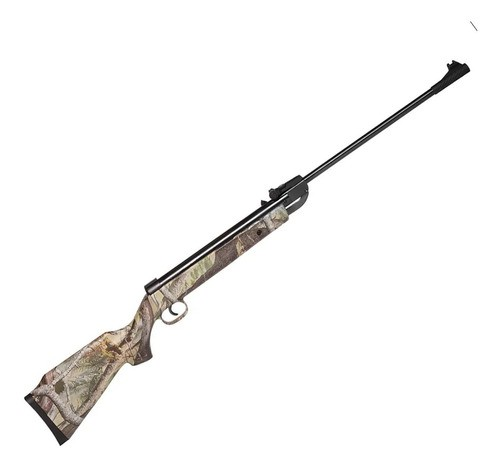 Carabina De Pressão Qgk Hunter 5,5mm