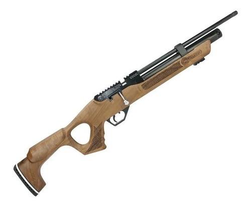Carabina De Pressão PCP Hatsan Flash Wood 12 Tiros 5,5mm
