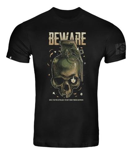 Camiseta T-shirt Invictus Concept Pin