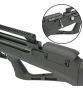 Carabina De Pressão PCP Hatsan Flashpup Synt 12 Tiros 5,5
