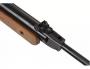 Carabina De Pressão Qgk14 Madeira 5,5mm + Brindes E Acessórios