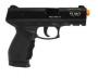 Kit Pistola Airsoft Spring Cybergun 24/7 Extra Mag + BBs + Case Combat
