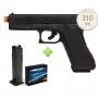 Pistola Airsoft Glock G7 Kwc K17 Spring Gun 6mm