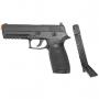 Pistola Co2 Sig Sauer P320 30 Tiros + 5 Cilindros - Blowback