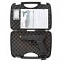 Pistola De Airsoft Gbb G18 Green Gas Hg-185 6mm + Maleta