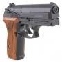 Pistola De Pressão Gamo Chumbo 4,5mm PT-80 CO2 20th Anniversary + Maleta
