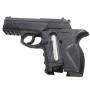 Pistola de Pressão Wingun C11 Rossi 4,5mm + Cilindro + Esferas