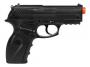 Pistola de Pressão Wingun C11 Rossi 4,5mm CO2 + Maleta + Coldre + CO2 + Esferas