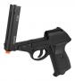 Pistola Pressão Gamo Co2 P-23 4,5mm + Maleta + Esfera + Co2