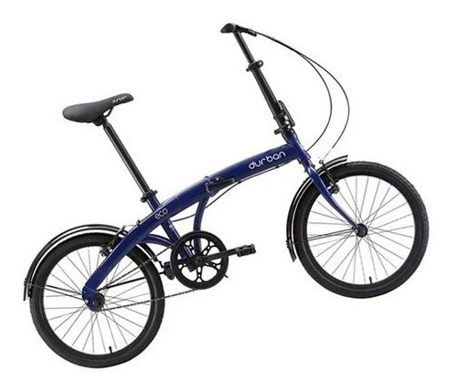 Bicicleta Dobrável Durban Eco Aro 20