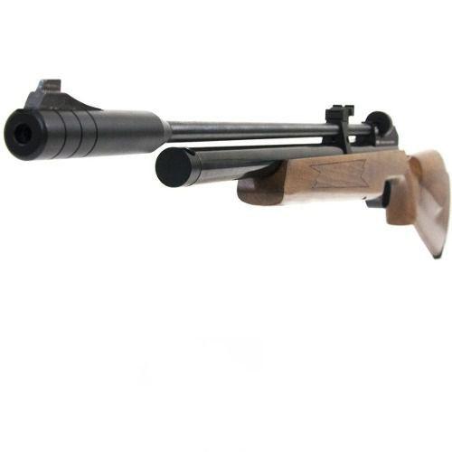 Carabina De Pressão Pcp Artemis Pr900w 5.5mm + Bomba Pneumatica