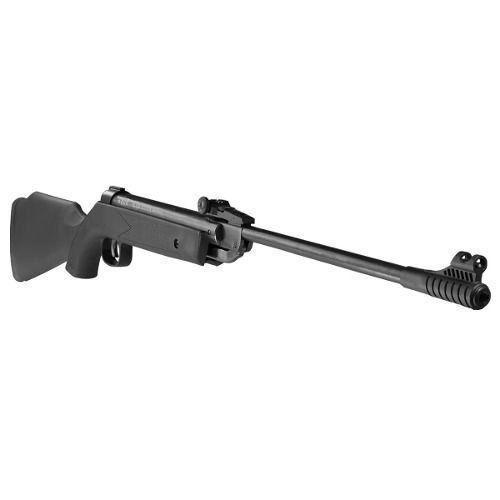 Carabina De Pressão Qgk14 Black Edition 5,5mm + Chumbinho