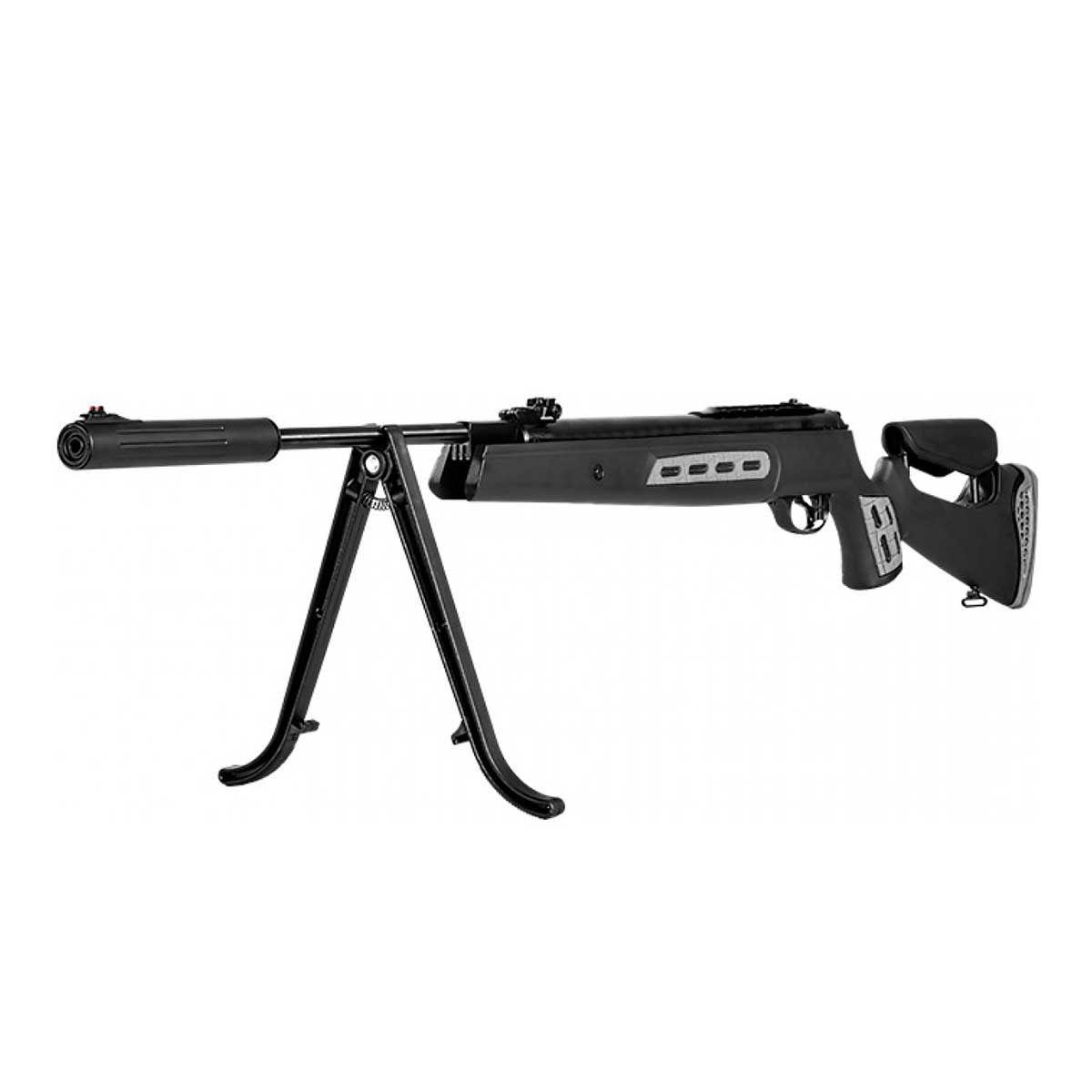 Carabina Pressão Hatsan Ht 125 Sniper Vortex Gás Ram 5.5mm