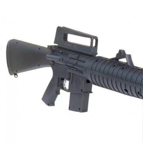 Carabina Pressão Rossi Rifle M-16 R S 5,5mm + Capa + Chumbinho