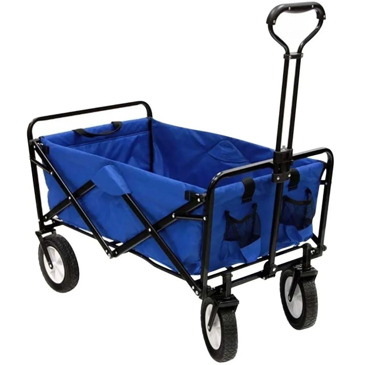 Carrinho Wagon NTK Nautika Para Transporte De Equipamentos