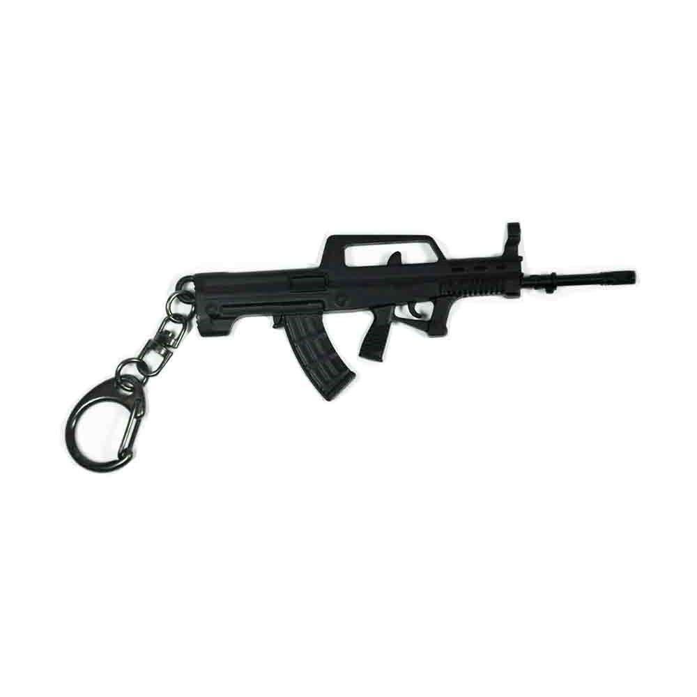 Chaveiro em Metal modelo Rifle FAMAS - Arsenal Guns