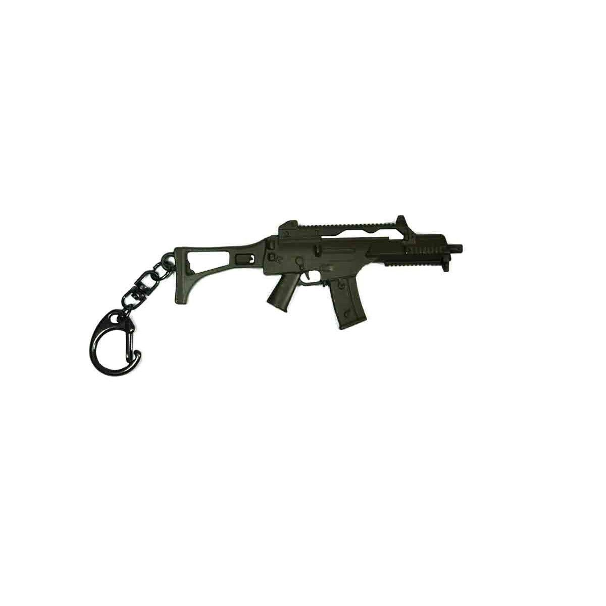 Chaveiro em Metal modelo Rifle G36 - Arsenal Guns