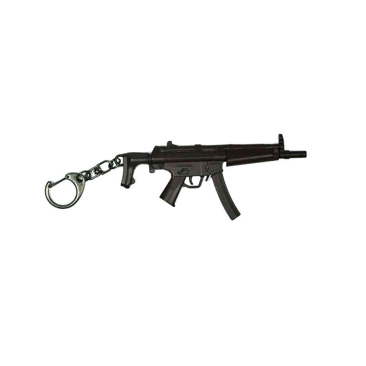 Chaveiro em Metal modelo Rifle MP5 - Arsenal Guns