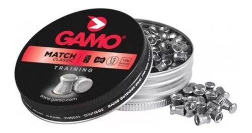 Chumbinho Gamo Match Classic Training Cal. 5,5mm 125un