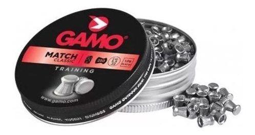Chumbinho Gamo Match Classic Training Cal. 5,5mm 250un