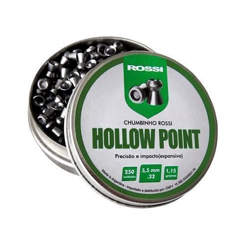 Rossi Hollow Point - Cal 5,5mm (250un)