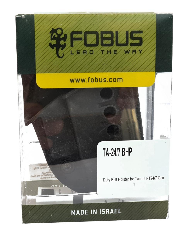 Coldre Fobus Polímero Ta-24/7 Bhp Cybergun 24/7 Gen. 1 Destro