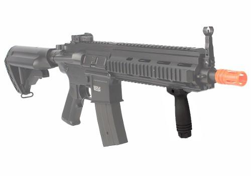 Hand Grip - Empunhadura Frontal Preto 22mm