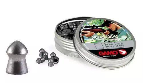 Kit Chumbinho Gamo Pro Magnum 5.5mm - Latinha C/ 1000 Unidades