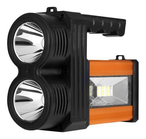 Lanterna Holofote Recarregável Albatroz Fishing Hl002 10+3w