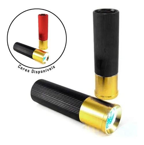Lanterna Tática Shot Light Ntk Nautika Preta Ou Vermelha