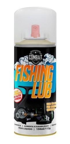 Lubrificante Para Molinetes E Carretilhas Fishing Lub Combat Airsoft