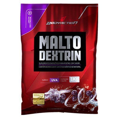Malto - 1000g uva - BodyAction
