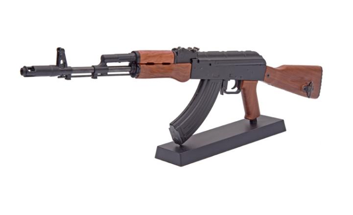 Miniatura Decorativa em Metal AK74 Classic - Arsenal Guns