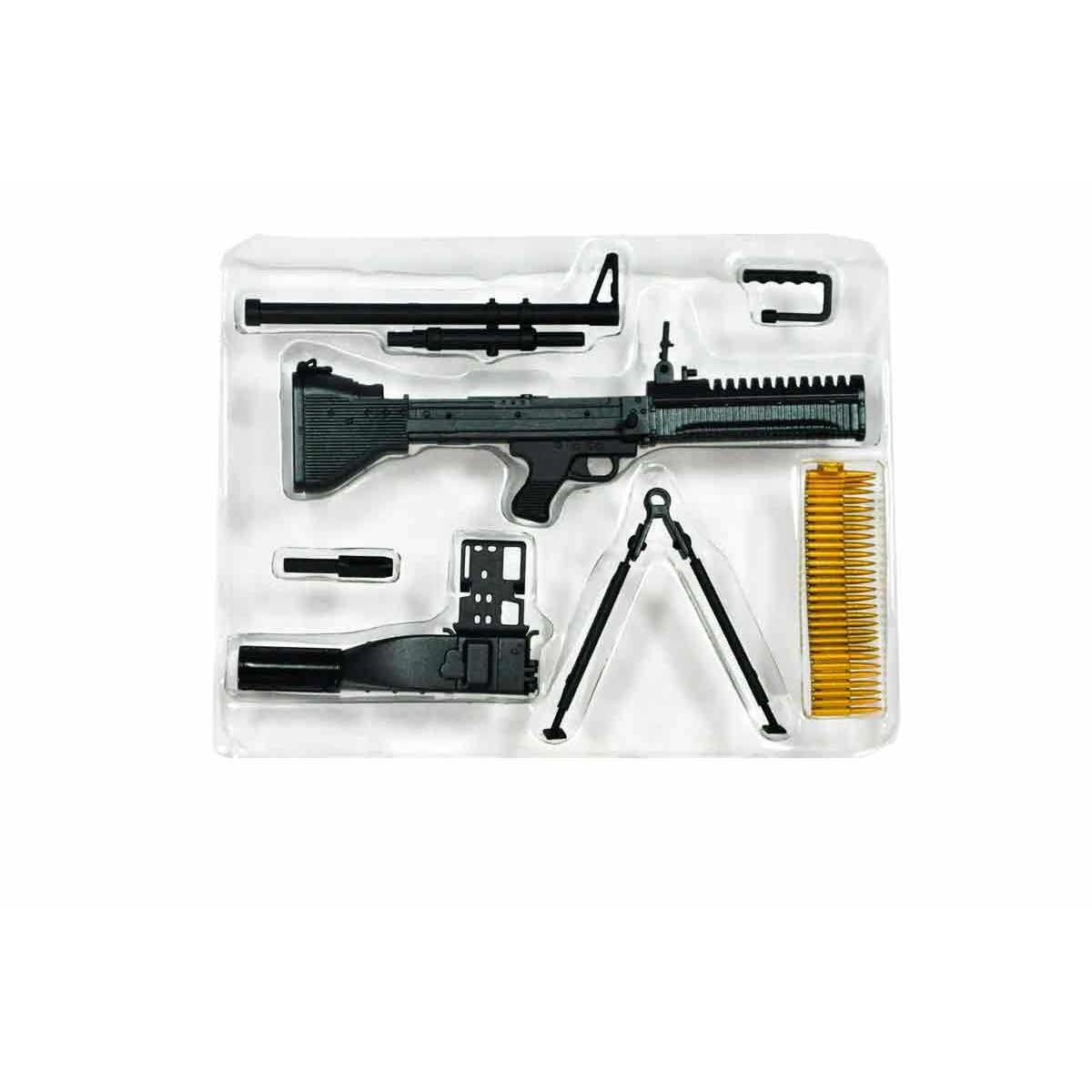 Miniatura Decorativa Metralhadora M60 Arsenal Guns