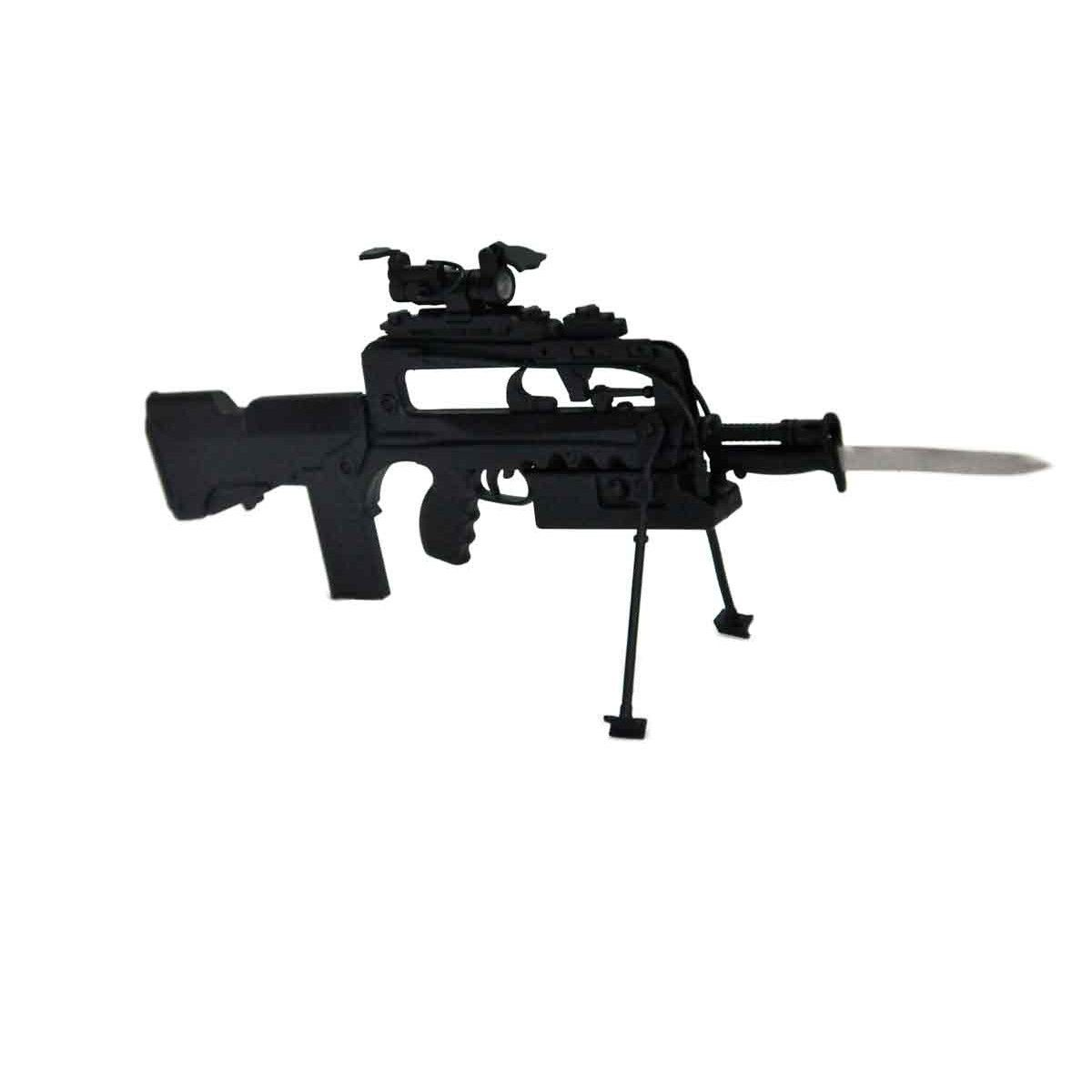 Miniatura Decorativa Rifle Famas Arsenal Guns