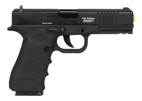 Pistola Airsoft Co2 Wg W119 Metal Blowback 6mm - Mostruário
