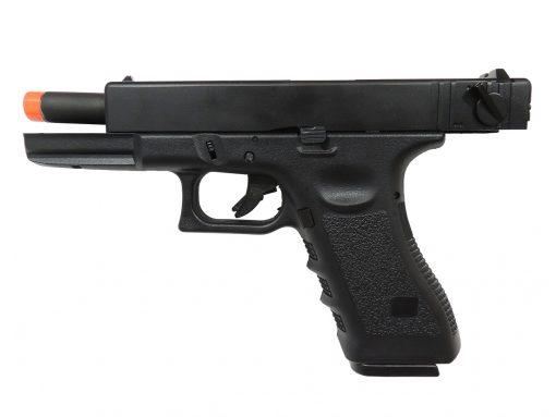 Pistola Airsoft Full Auto Glock R18 Gbb Green Gas 6mm