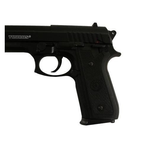 Pistola Airsoft Taurus PT92 Slide Metal + Maleta Rossi