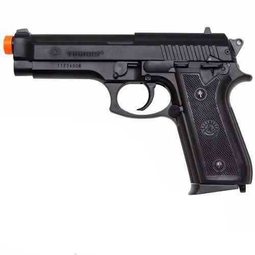 Pistola Airsoft Taurus Pt92 Spring Abs 6mm Cybergun