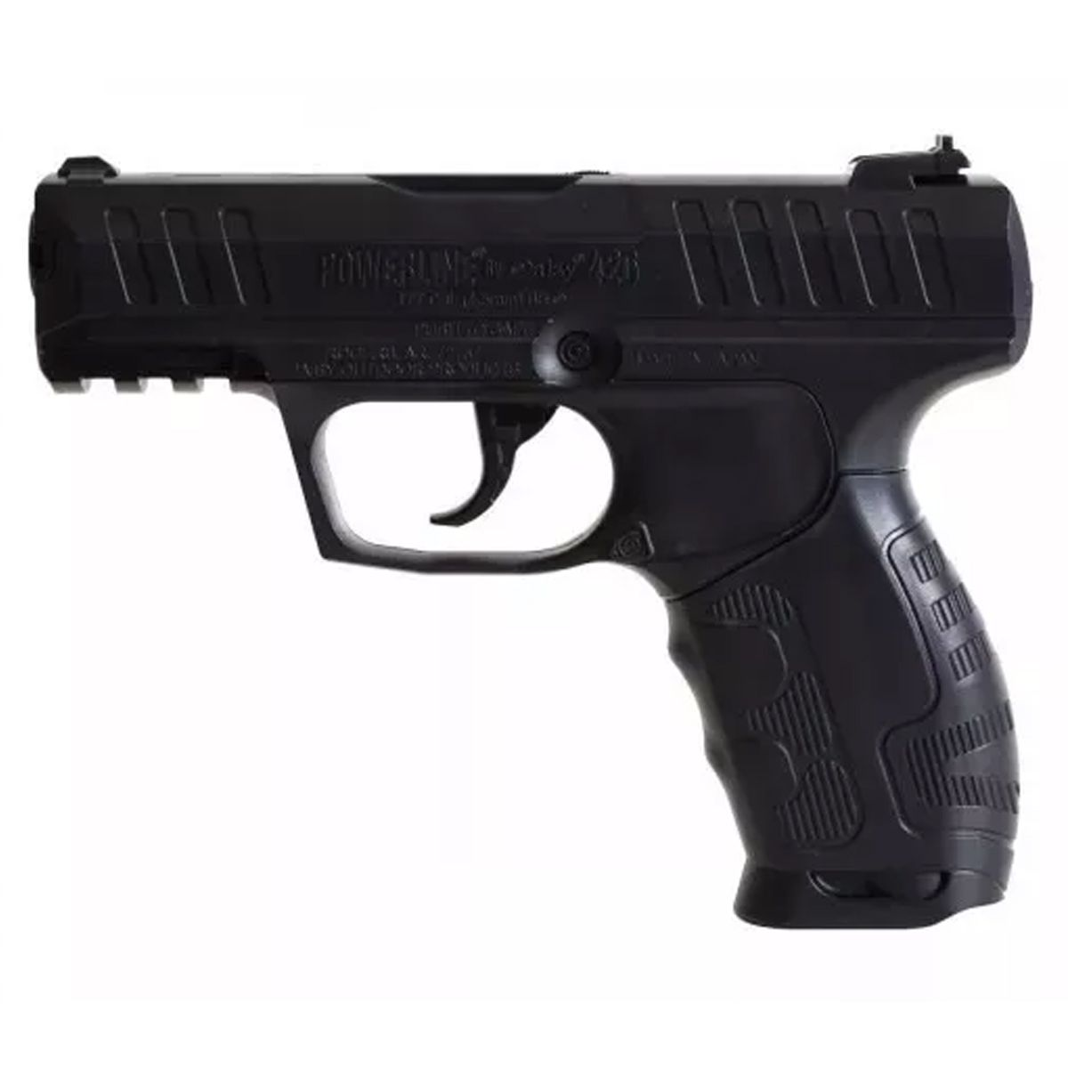 Pistola De Airgun Daisy Power Line 426 Co2 430 Fps 4,5mm