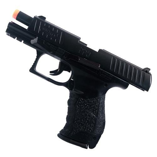 Pistola de Airsoft Walther PPQ HME Full Metal Spring 6mm