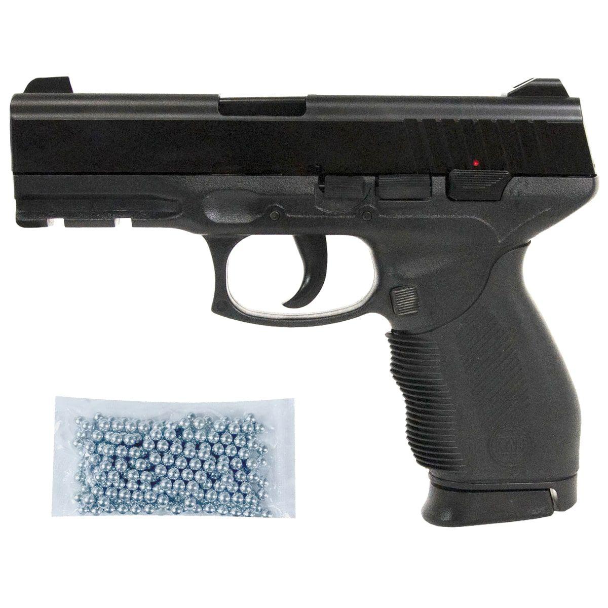 Pistola de Pressão Airgun KWC 24/7 Spring 4,5mm