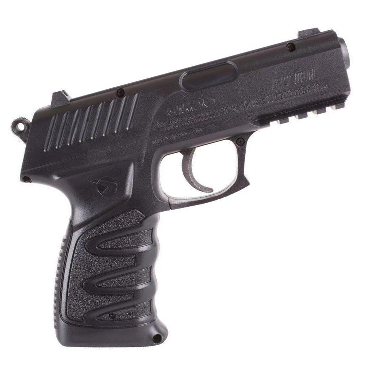 Pistola Pressão CO2 Gamo P-27 Esfera Aço E Chumbinho 4.5mm