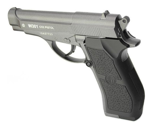 Pistola Pressão Rossi Wingun W301 Full Metal Co2 4.5mm