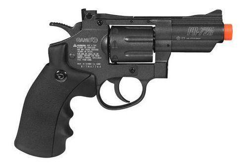 Revólver Pressão Airgun Co2 Gamo PR-725 Metal 4.5mm