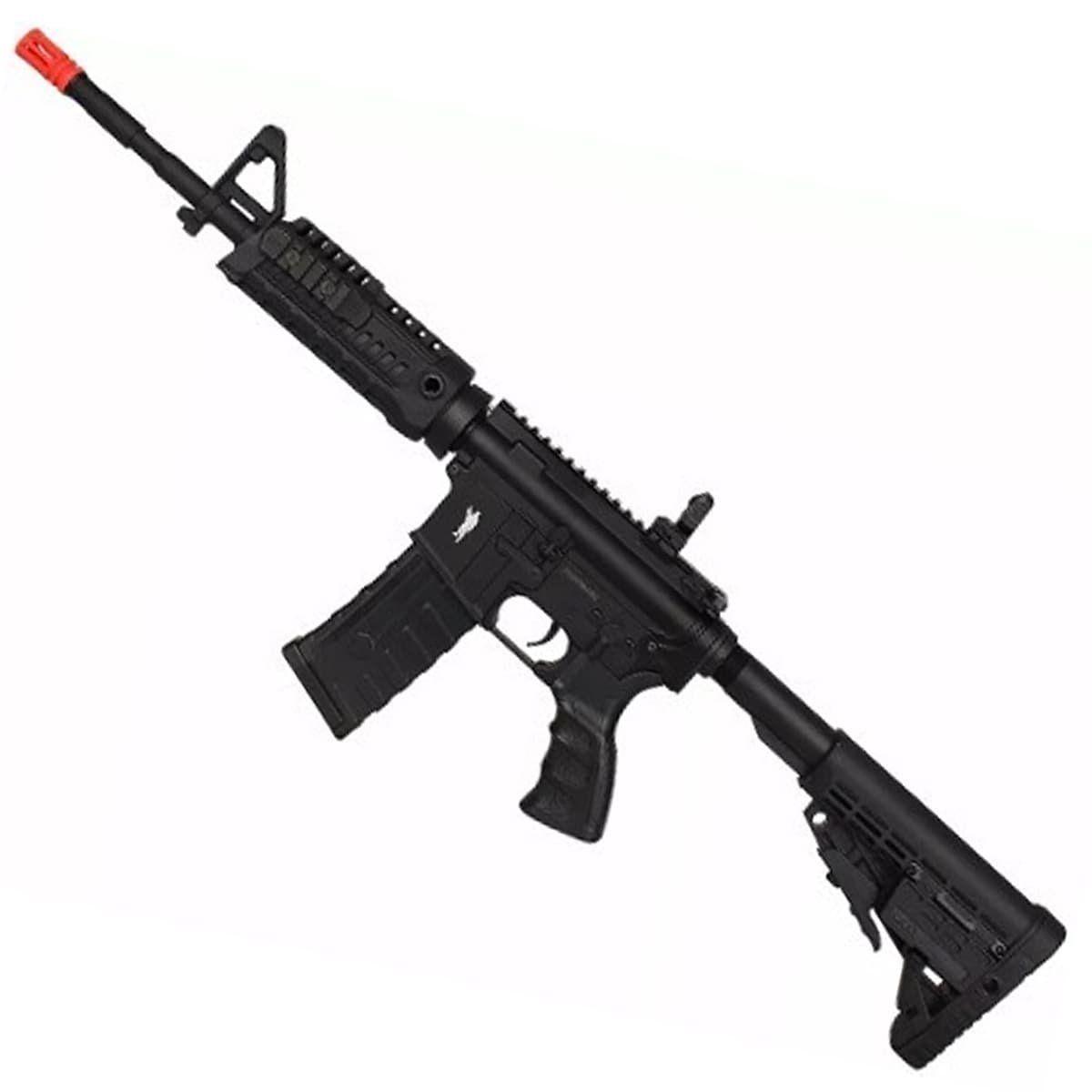 Rifle Airsoft Elétrico King Arms M4A1 CAA Custom